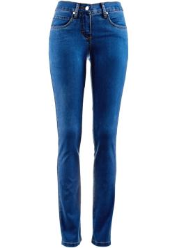 Strečové džínsy mega streč