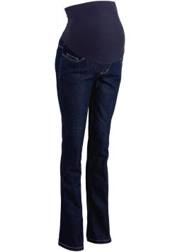 Tehotenské džínsy zo super streču