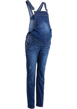 Tehotenské džínsy na traky